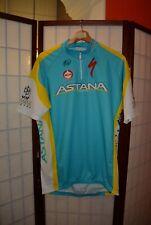 AStana Pro Team Uci World Tour cycling jersey XL XXL .ALY