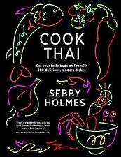 Cook Thai, Holmes, Sebby, New condition, Book