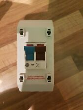 Wylex Isolator 100-Amp 2 Pole 100A Main Switch with Enclosure - REC2S