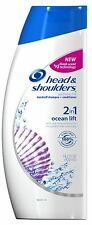 Head - Shoulders 2-in-1 Dandruff Shampoo + Conditioner 14.20 oz (4 pack)