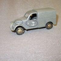 91C Vintage JRD 111 France Citroën 2 CV Camionnette Tôlé 1:43