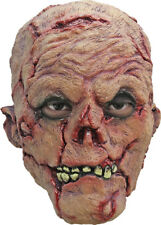 BURN ZOMBIE GRUESOME LATEX HALLOWEEN HEAD HORROR MASK