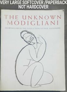 LG PB ART BOOK%UNKNOWN MODIGLIANI:DRAWINGS FROM THE COLLECTION OF PAUL ALEXANDRE