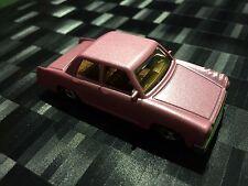 HOTWHEELS - Movie TV Diecast Car - THE SIMPSONS - Pink Family Sedan LOOSE