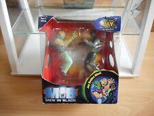 Galoob Men in Black Body Slam Jay vs Alien Perp in Box