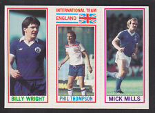 Topps - Footballers (Blue Back) 1981 - # 26 35 167 Liverpool Everton Ipswich