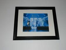"Framed Depeche Mode on Stage Concert Poster 2017 14""x17"""