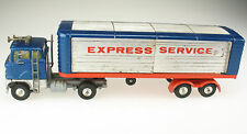 CORGI MAJOR TOYS 1137 - Ford Tilt Cab & Trailer - EXPRESS SERVICE Truck - LKW