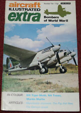 Aircraft Illustrated Extra Magazine 10 Avro Manchester,Lockheed Ventura,Stirling