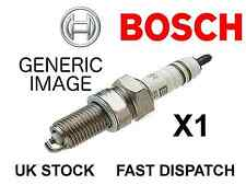 1x BOSCH FR7LDC+ +7 SPARK PLUG 0242235668 BMW AUDI MINI MORGAN & MANY MORE