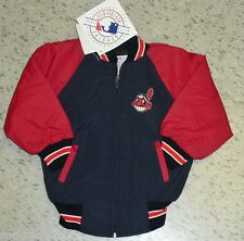 Cleveland Indians youth 12 months winter Jacket Coat  MINT w Tag Brand New KIDS