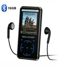 New listing Soulcker 16Gb , Bluetooth 4.0, Portable HiFi Lossless Sound Mp3 Music Player