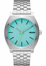 Nixon Time Teller Seafoam Lum