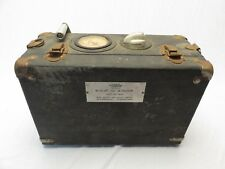 M-S-A TDI DECTOR KIT 1950S Mine Safety Equipment Antique Rare BD0B518