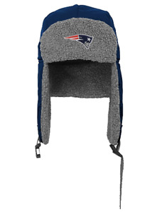 Outerstuff NFL Youth Boys (8-20) New England Patriots Winter Trooper Hat