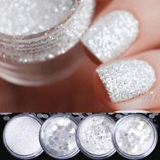 1Box 1mm Nail Glitter Powder Tips Nail Art Shining Dust Manicure 3D Decoration