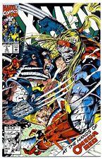 X-MEN #5(2/92)2nd OMEGA-RED(*1: CVR APP)1:MAVERICK(WOLVERINE)CGC IT(9.6)JIM LEE!
