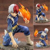 Anime My Hero Academia Todoroki Shoto Action Figure Statue Model Toy Collection