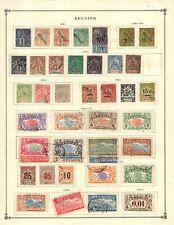 Reunion Collection from Strong Scott International 1840-1940 Album