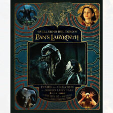 Guillermo del Toro's Pan's Labyrinth Book By Nick Nunziata
