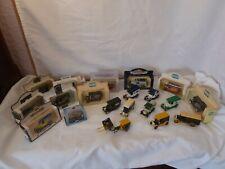 Mixed Job Lot Of Diecast Model Cars and Vans