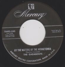 GADABOUTS {50s Pop} BY THE WATERS OF THE MINNETONKA / GIUSEPPE MANDOLINO ♫hear
