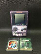 Nintendo Game Boy Color Transparent  Handheld-Spielkonsole