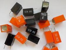 polystyrol 20 x 33pf Remix C2441 Kondensator DC 160V NOS Styroflex 10/%