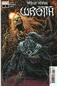 Marvel Comics Web of Venom Wraith #1
