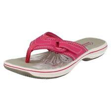 Sandalias y chanclas de mujer de color principal rosa Talla 35.5