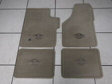 PREMIUM CARPET FLOOR MATS KING RANCH 2005-2007 FORD F-250 F-350 OEM BRAND NEW!