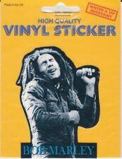 Bob MARLEY    Sticker découpé  édité dans les années 1990