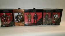 Star Wars Black Series  Exclusives, Mandalorian Lot