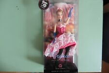 Poupée Barbie France 2008 Dolls of the world Collection Mattel - French Can Can