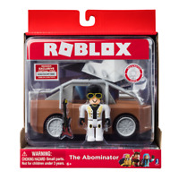 SEALED ROBLOX Celebrity Action Figures Accessories THE ABOMINATOR Car Play Set