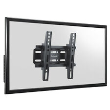 SLIM TITLTING TV WALL BRACKET MOUNT 14 23 28 32 37 42 INCH LED LCD TELEVISION