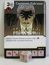 DC Dice Masters - #112 Carmine Falcone Mob Boss - World´s Finest