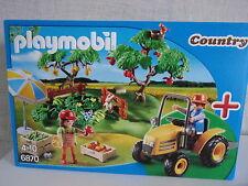Playmobil Country 6870 kit débutant Récolte de fruits