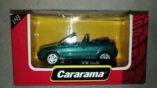 Modellino Cararama VW Golf, scala 1:43