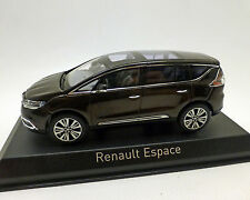 Renault Espace 2015 marrón Met. NOREV, 1:43