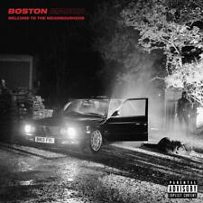Welcome to the Neighbourhood [9/7] by Boston Manor (CD, Sep-2018, Pure Noise)