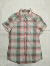 WRANGLER CAMICIA WESTERN DONNA TG.S SHIRT WOMAN CASUAL VINTAGE R222