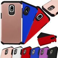 For Samsung Galaxy J2 Core / J2 Pro / J2 2018 Brushed Case Cover Fusion