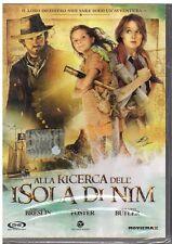 dvd - ALLA RICERCA DELL'ISOLA DI NIM