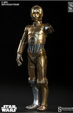 Sideshow Star Wars Episode IV A New Hope Exclusive C3PO