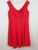 [ CITY CHIC ] Womens Bridgette Skater Dress NEW | Size M or AU 18 / US 14
