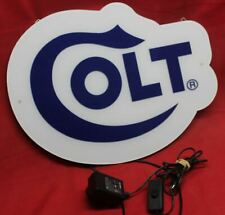Colt Firearms Factory LED Sign