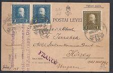 30)) Bosnien-Herzegowina Aufbrauchs-GA v. Travnik n Beinwil / Schweiz