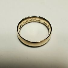 10k Lord Of The Rings Ring