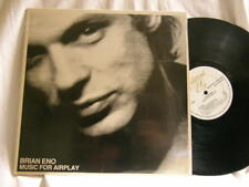 BRIAN ENO Music For Airplay 1973-1977 Editions EG promo only LP